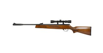 1. Hatsan 95 Air Rifle Combo
