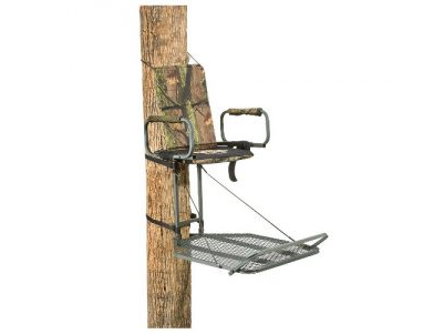 1. Guide Gear Deluxe Hunting Hang-on Tree Stand