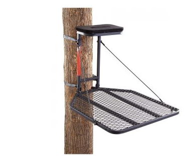"6. Guide Gear 24"" x 29 ½"" Hang-on Tree Stand"