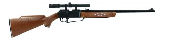 7. Daisy Outdoor Products 880 Rifle with Scope