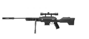 8. Black Ops Rifle
