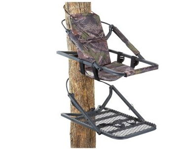 2. Guide Gear Extreme Deluxe Hunting Climber Tree Stand