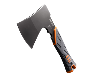 1. Gerber Bear Grylls Survival Hatchet