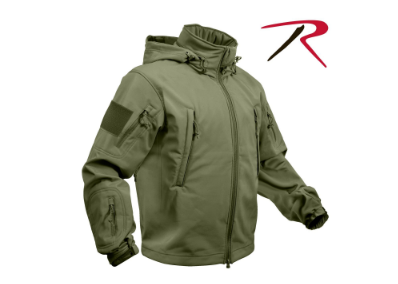 1. Rothco Special Ops Soft Shell Jacket