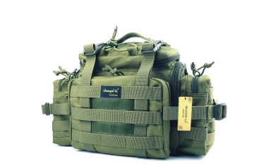 1. SHANGRI-LA Tactical Assault Gear Sling Pack