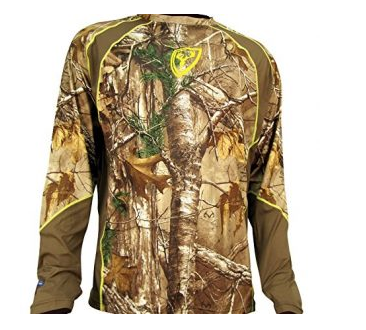 1. ScentBlocker 1.5 Performance Long Sleeve Hunting Shirt