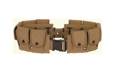 1. Ultimate Arms Cartridge Ammo Canvas Belt