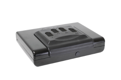3. First Alert 5200DF Portable Handgun or Pistol Safe