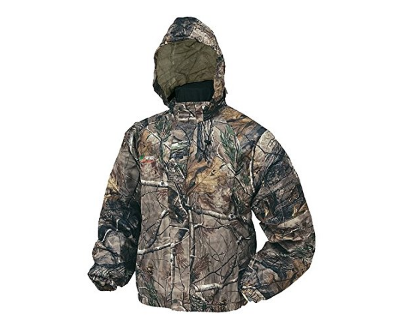3. Forgg Toggs Men's Classic Pro Action Jacket with Pockets