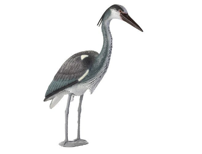 5. Heron Decoy by Tanglefree Decoys