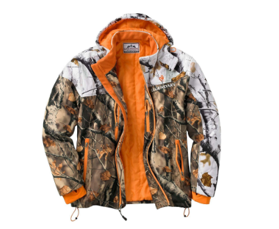 5. Legendary Whitetails Timber Line Insulated Softshell