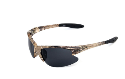 5. MOTELAN Polarized Casual Sports Sunglasses Tr90 Camouflage Unbreakable Frame for Driving Fishing Hunting