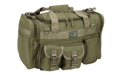 "5. NPUSA 18"" Duffel Molle Tactical Gear Shoulder Strap Travel Bag"