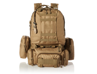9. Monkey Paks Tactical Backpack