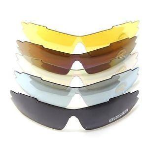 military glasses colors