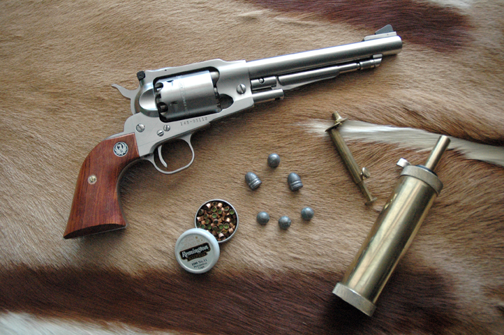 best black powder revolvers