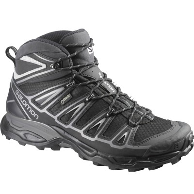 1. Salomon Men's X Ultra Mid 2 GTX