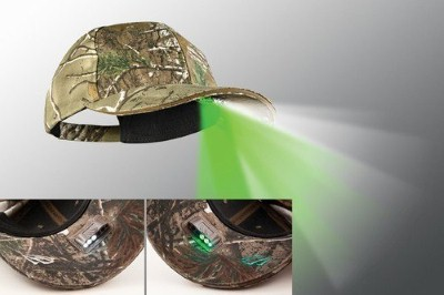 4. Panther Vision Realtree Camo