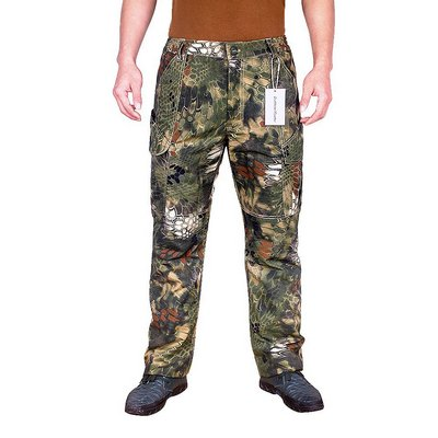 8. OutdoorMaster Men's Lightweight Camo Tactical Pants