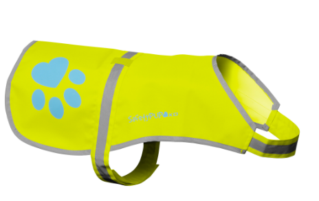 1. SAFETYPUP XD DOG REFLECTIVE VEST