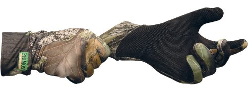 scent control hunting gloves