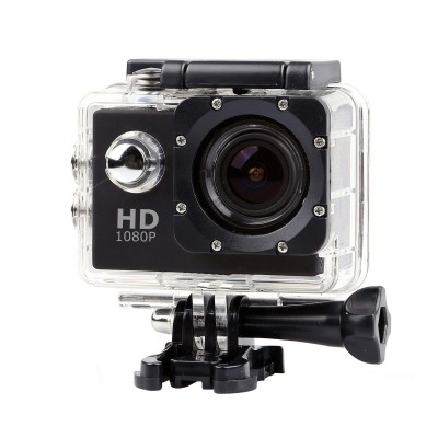 8. Lightdow LD4000 1080P HD Sports Action Camera Bundle