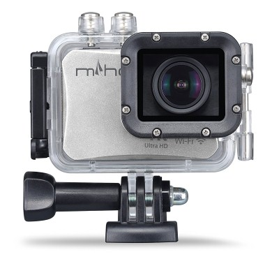5. Miho SDV-8560Q 4K UHD Waterproof WiFi Sports Action Camera