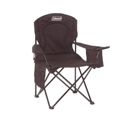 1. Coleman Oversized Quad Chair with Cooler