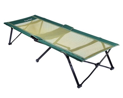 10. Forfar Camping Bed Portable Lightweight Foldable Bed