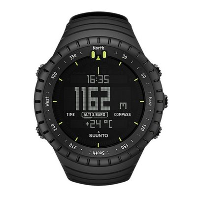 5. Suunto Core Wrist-Top Computer Watch