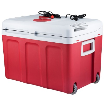 5. Knox 48 Quart Electric Cooler/Warmer with Built in Car and Home Plug