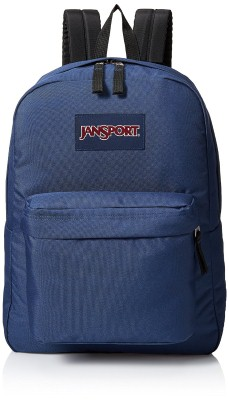 9. JANSPORT SUPERBREAK BACKPACK
