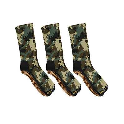 10. Grip Tread Socks NonSkid