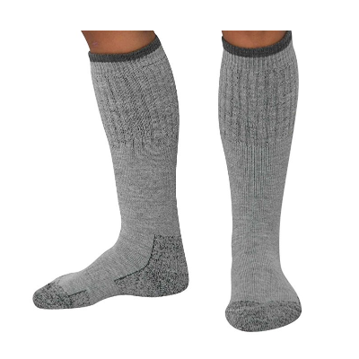 3. Heavy Work Boot Socks