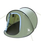 Bookishbunny Outdoors Instant Tent