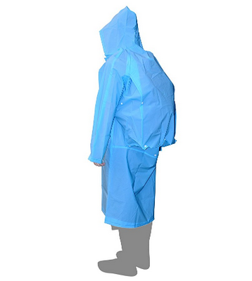 10. AIRCEE Lightweight Raincoat Rain Cape Poncho /w Backpack Position