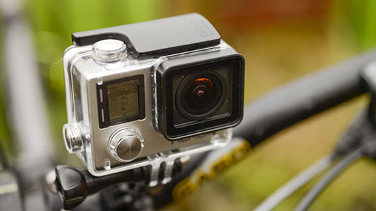 how to use action camera