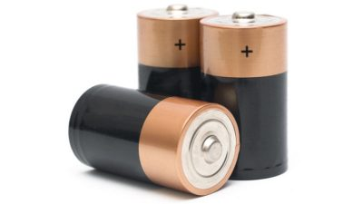 batteries for tactical scopes