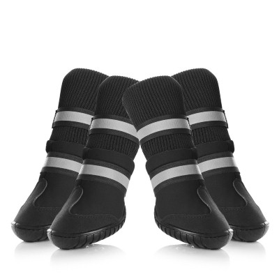 7. Petacc Dog Shoes Waterproof Dog Boots