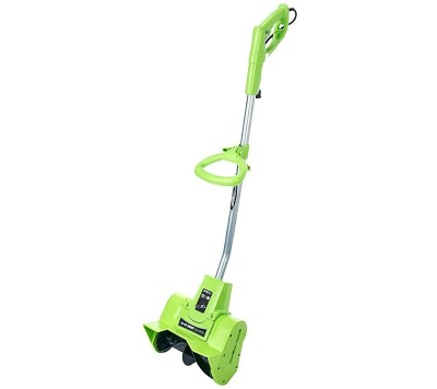 10. Earthwise Snow Thrower Snow Shovel