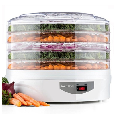9. Kitchen Electric Pro Food Dehydrator