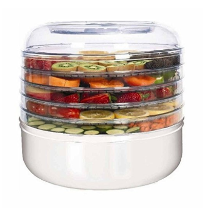 6. Ronco 5-Tray Electric Food Dehydrator