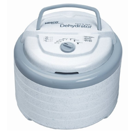 1. Nesco FD-75A Snackmaster Pro Food Dehydrator