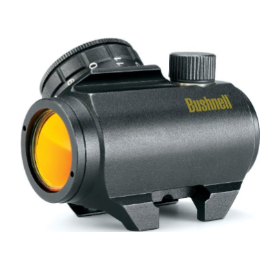 1. Bushnell Trophy TRS-25 Red Dot Sight Riflescope