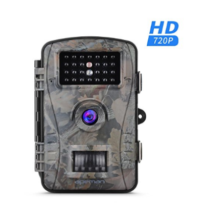 10. APEMEN Trail Camera