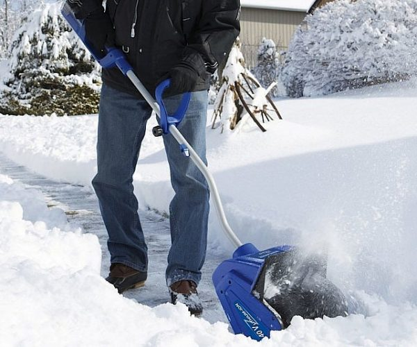 electric snow showels most common issues