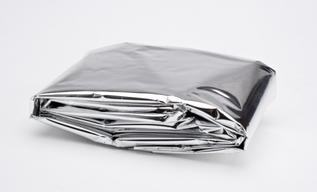 four survival uses for space blankets beyond their intended use: