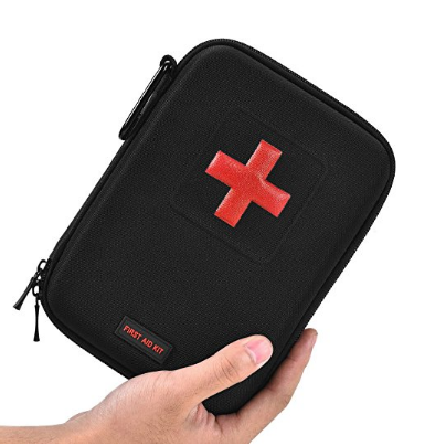 10. First Aid Kit Medical Supply Survival Gear Bag