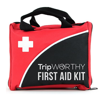 1. Compact First Aid Medical Kit