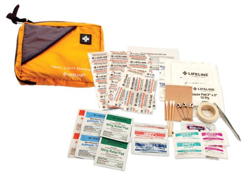 first aid kit information